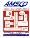 Window Parts and Door Parts Catalog