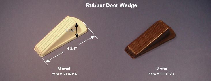 Rubber Doorstop