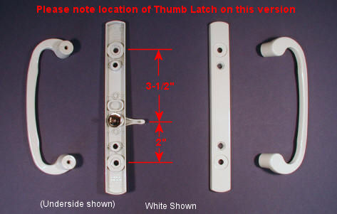 Patio Door Handle Sets