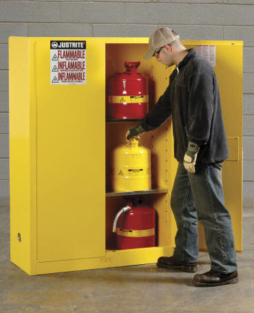 45 Gallon Sure-Grip EX Safety Cabinet