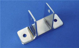 Toilet Partition Wall Bracket - Bathroom partition brackets