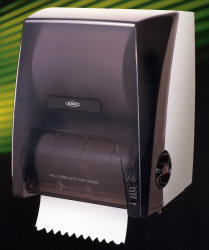 Bobrick Plastic Lever-less Roll Paper Towel Dispenser