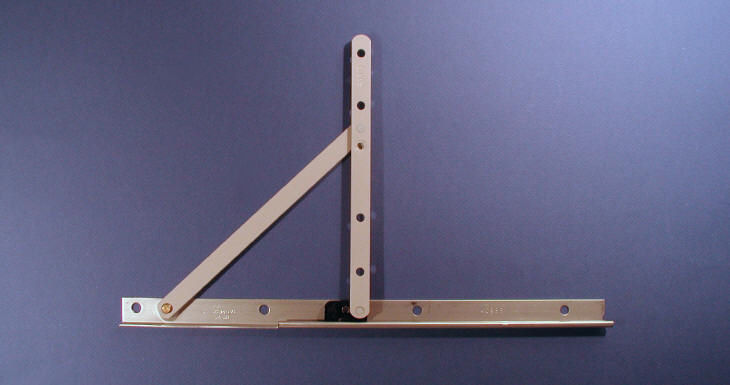 Truth Maxim System Casement Window Hinges