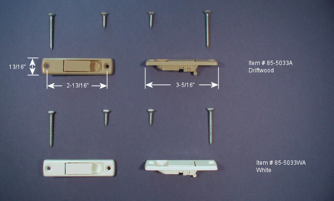 Window Tilt Latch Handle Set