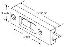 Window Latch Spec