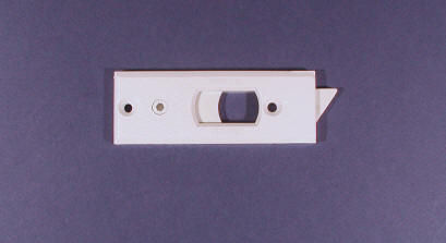 Reversible Window Latch