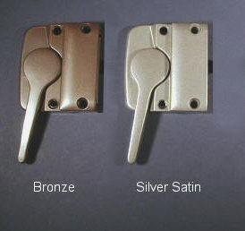 bronze u0026 silver andersen window parts