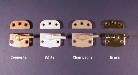 Window Locks & Window Latches